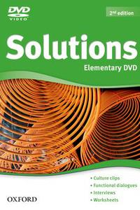 Solutions 2nd Elementary  DVD