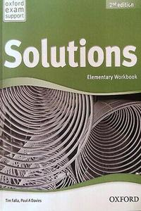 Solutions 2nd Edition Elementary WB int verzia
