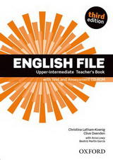 New English File 3ed.Upper-Intermediate Teacher's Book with Test and Assessment CD-ROM