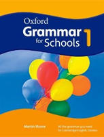Oxford Grammar for Schools 1 Student's Book and DVD-ROM