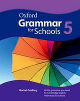 Oxford Grammar for Schools 5 Student's Book and DVD-ROM