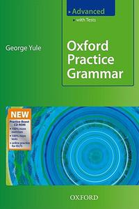 Oxford Practice Grammar Advanced with Key + CD