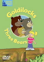 Fairy Tales Video Goldilocks and the Three Bears  DVD