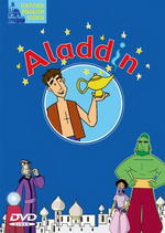 Fairy Tales Video Aladdin DVD