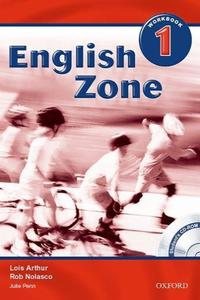 English Zone 1 Workbook with CD-ROM Pack
