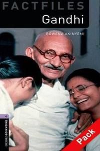 Gandhi Factfile + mp3 Pack