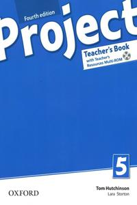 Project, 4th Edition 5 Teachers Book