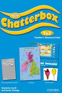 Chatterbox new 1+2 Teacher´s Resource Pack