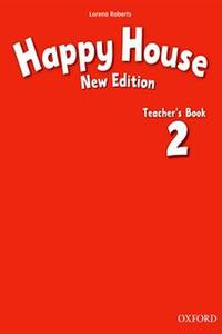Happy House 2 New Edition Teacher´s Book