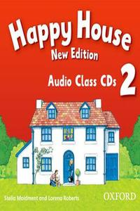 Happy House 2 New Edition Class Audio CD
