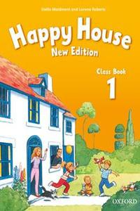 Happy House 1 New Edition Class Book