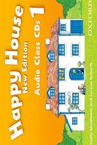 Happy House 1 New Edition CD