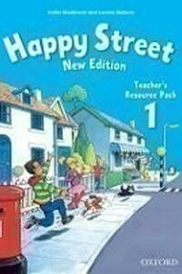 Happy Street 1 New Edition Teacher´s Resource Pack