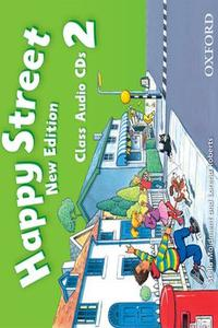 Happy Street 2 New Class Audio CDs Level 2