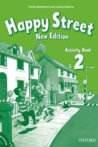 Happy Street 2 New Edition Activity Book 2019