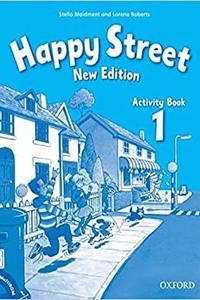 Happy Street 1 New Edition Activity Book 2019