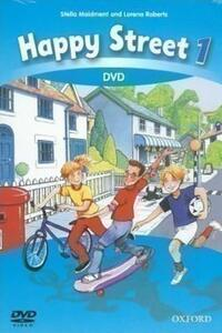 Happy Street 1 New Edition DVD