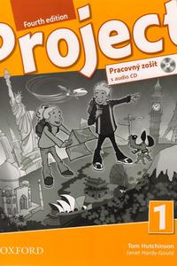 Project, 4th Edition 1 Workbook + CD (SK Edition) + Online Practice