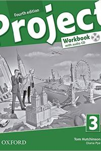 Project 4ed 3 Workbook with Audio CD (SK Edition)