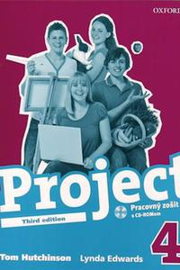 Project 3ed 4 WB + CD-Rom