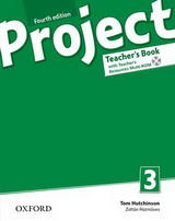 Project, 4th Edition 3 Teachers Book+Online 2019