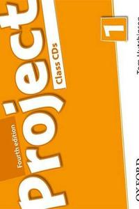 Project, 4th Edition 1 Class Audio CDs (2)