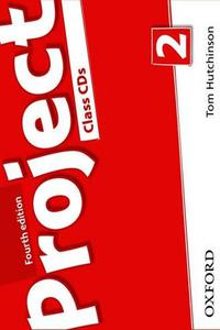Project, 4th Edition 2 Class Audio CDs (2)