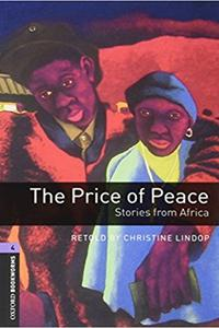 Price of Peace: Stories from Africa + CD Pack
