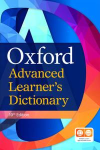 Oxford Advanced Learner's Dictionary 10th Edition Paperback