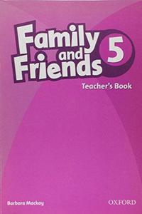 Family and Friends 5 Teacher´s Book