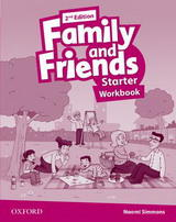 Family and Friends 2nd Edition Starter Workbook