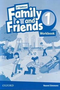 Family and Friends 2nd Edition 1 WB International edition
