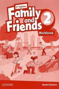 Family and Friends 2nd Edition 2 WB International edition
