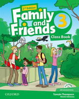 Family and Friends 2nd Edition 3 Class Book