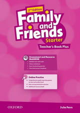 Family and Friends 2nd Edition Starter Teachers Book Plus