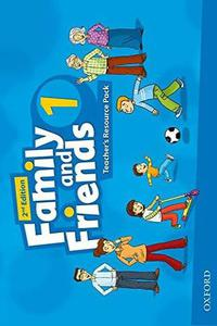 Family and Friends 2nd Edition 1 Teachers Resource Pack