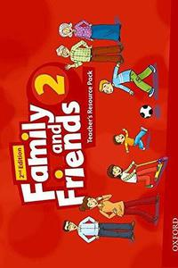 Family and Friends 2nd Edition 2 Teachers Resource Pack
