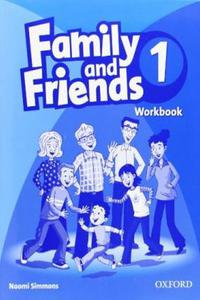 Family and Friends 1 Workbook
