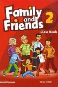 Family and Friends 2 Class Book 2019