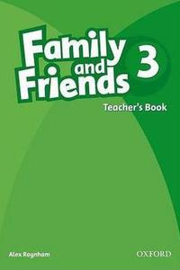 Family and Friends 3 Teacher´s Book