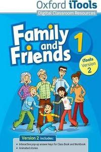 Family and Friends 1 iTools CD-ROM 2012 Edition