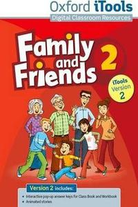 Family and Friends 2 iTools CD-ROM 2012 Edition