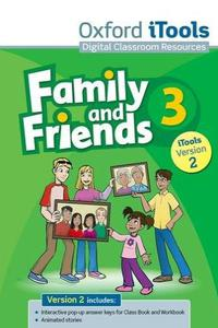 Family and Friends 3 iTools CD-ROM 2012 Edition
