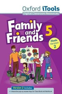 Family and Friends 5 iTools CD-ROM 2012 Edition