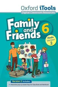 Family and Friends 6 iTools CD-ROM 2012 Edition