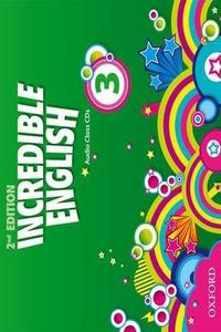 Incredible English 2ed. 3 Class Audio CDs (3)