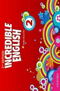 Incredible English 2ed. 2 Class Audio CDs (3)