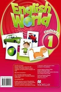 English World 1 Flascard