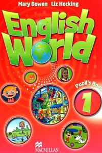 English World 1 Pupil´s Book