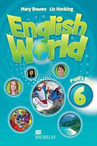 English World 6 Pupil's Book + ebook